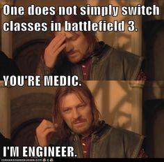 #battlefield #bf3 #badcompany #EA #Dice #funny JUMP TO: http://www.ectclan.com/gallery/