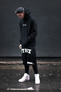 Street Goth Pyrex Shorts  Fucks with it