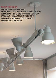 luminária decoração industrial - Pesquisa Google