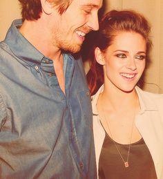 Garrett Hedlund & Kristen Stewart