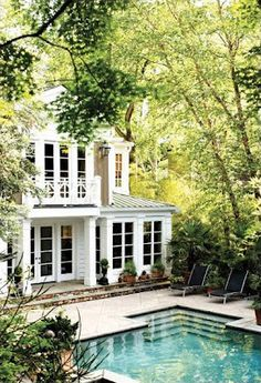 Elegant Abode {originally from House Beautiful}