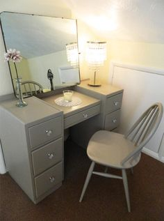 Enthused Monkey: Crafty DIY : Dressing Table Revamp