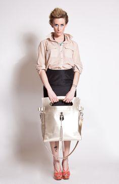 The Dindia Laptop Bag by Fashionjenn