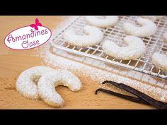 Vanillekipferl - bestes Lieblingsrezept | klassische Weihnachtsplätzchen | leckere Vanillehörnchen - YouTube