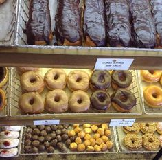 These Are the Best Donut Shops in Each State: Ohio's is in Centerville: Bill's Donut Shop. Bryan will love this!!!