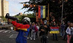 Gobierno venezolano fustiga a opositores por apoyar sanciones de Trump - El Nuevo Diario