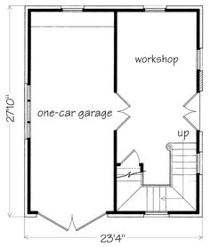 32x32 4 bedroom house 32x32h1a 1 972 sq ft for 32x32 house plans