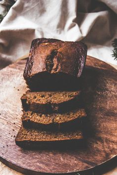 Peanut butter banana bread, Banana bread and Peanut butter banana on ...