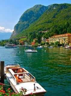 Lake Como,Italy: