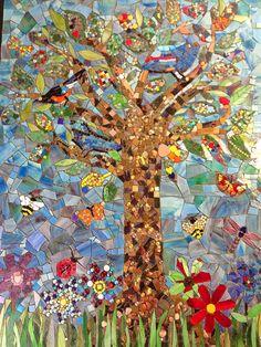 Cherie Bosela - Mosaic Art & PhotographySanford Community Mosaic Project