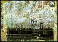 How to: photo transfers using mod podge & an inkjet printer. Works on canvas or wood!!