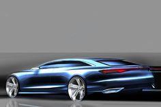 2015 Audi Prologue Avant | Concept Vehicle