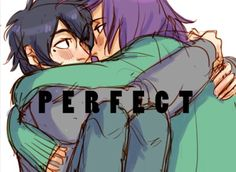I recently started watching Kuroko no Basuke and.. I fell in love with this pair :333 And... yeah... somehow I did an amv with them :D Because I couldn't sleep 8D  All pics found on the internet. 'Perfect' - One Direction  I DO NOT OWN ANYTHING!