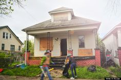 A new Detroit nonprofit called Write A House has figured out something to do with Detroit's thousands and thousands of vacant and blighted homes -- fix them up and give them to writers.  Full story:  http://www.huffingtonpost.com/2013/12/19/write-a-house-detroit_n_4474976.html