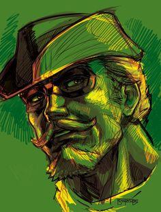 Green Arrow - Ryan Pasibe