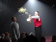 Circus Vargas, photo by Anne Covington