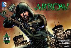 Arrow #0 - 36 + Extra – GetComics