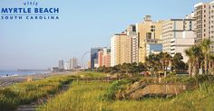 Book a Myrtle Beach Summer Deal!  Choose from hundreds of oceanfront hotels in Myrtle Beach, SC.