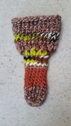 Hand kniteed penis warmer jock sock underwear by LOAF www.etsy.com/shop/loomofafruit