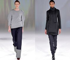 Chalayan 2013-2014 Fall Winter Womens Runway Collection - Paris ...  (right)