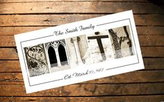 Alphabet Letter Photography 10x20 Sepia by MemoriesinaSnapPhoto, $27.00