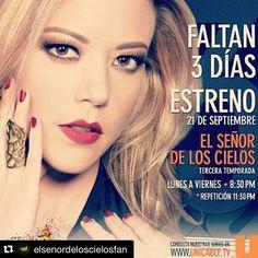 Ahi viene #Esdlc3 para México!!! El 21 de septiembre se estrena #ESDLC3 por Unicable!! No se lo pierdan!