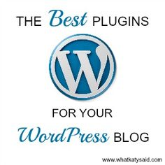 Are you looking for some tips on which plugins are best? These are the best plugins that will improve your blogging experience!