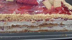 Γρήγορο γλυκό ψυγείου με πτι μπέρ και γιαούρτι! - igastronomie.gr Tiramisu, Cheesecake, Cooking Recipes, Sweet, Ethnic Recipes, Desserts, Food, Fine Dining, Candy