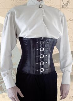 21d436d5bbe Mens  Hellraiser  Buckle and Strap corset (For the Pirate men. Rabastan  wears