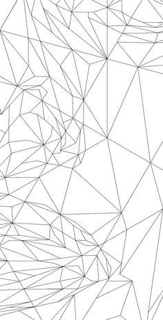 Geometric Callas. #Geometric #Callas #mariacallas #lowpoly #illustration #geometricartbymak #domestika #ladivina #nudework #linedesign