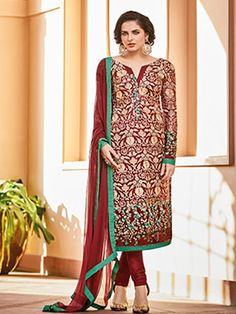 Buy Latest (Designer Suits, Party wear Suits, Anarkali Suits, Embroidery Suits, Bridal Suits Wedding suits) Category Online in India - Wishcart.in. √Free Shipping  √COD