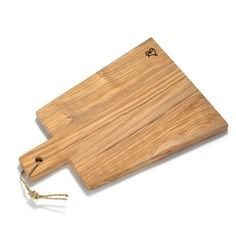 Italian Olive Wood Cutting Board With Handle