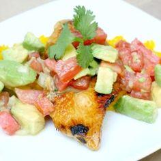 Cilantro Lime Chicken by abitchinkitchen