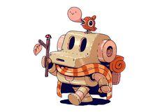 Character Design Vol # 2 on Behance