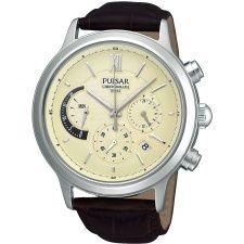 Pulsar Men's S/Steel Chronograph Watch PU6007X1
