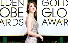 Emma Stone Dress: Valentino 74th Golden Globe Awards, Golden Globes After Party, Emma Stone Red Carpet, Online Fashion Magazines, Cultura Pop, Bridesmaid Dresses, Wedding Dresses, Red Carpet Looks, Red Carpet Dresses