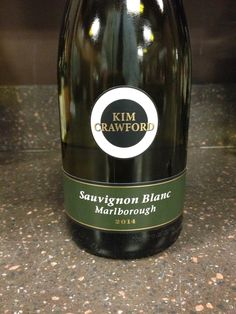 2014 Kim Crawford Sauvignon Blanc - Light straw yellow with melon, peach and citrus notes on an intense nose. Citrusy on the palate with good acidity. A vivacious wine. Buy