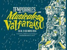 Desde el 26 al 31 de Mayo, conversatorios y charlas confluyen en la programación de Temporales Musicales de #Valpo @EscuelasdeRock #zonaavisos