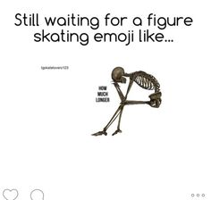 Funny figure skating