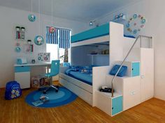 Small Kid Bedroom Decoration