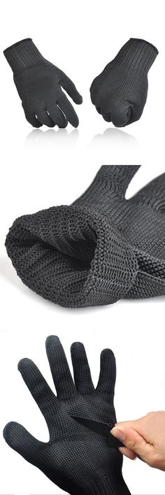 Yuntab New Products Protective Gloves Safety Wear Resistant, Cutting Ventilated Work Gloves