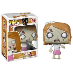 [Pre-Order] The Walking Dead Pop! Vinyl Figure Penny - Funko Pop! Vinyl - Category