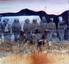 Apache Scouts by Jeremy Winborg kp