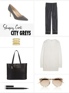 City Greys Shopping Cart