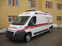 Ambulans in Ankara, Türkiye