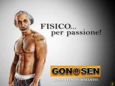 Gonosen fitness