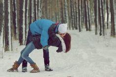 #love#cold#hug#kiss