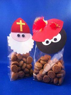 Sinterklaas & zwarte piet met SU