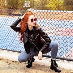 Madelaine Petsch: Prive Revaux x Madelaine Collection 2018 adds Cheryl Blossom Riverdale, Riverdale Cheryl, Riverdale Cast, Madelaine Petsch, Five Jeans, Camila Mendes Riverdale, Tier Wallpaper, Mode Rock, Mode Kpop