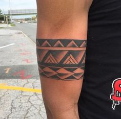 Tribal Armband by Shon